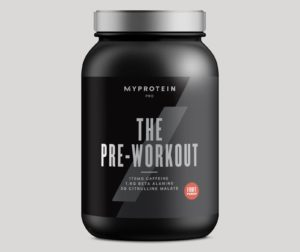 MyProtein The Pre-Workout 尖端預鍛鍊