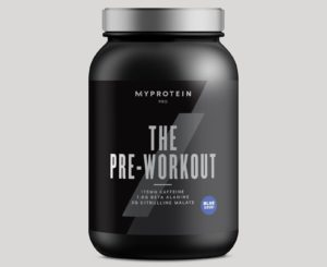 MyProtein The Pre-Workout 尖端預鍛鍊氮泵粉