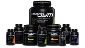Jym Supplement Science 補充品